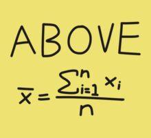 Above Average One Piece - Short Sleeve