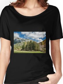 Abruzzo National Park, Italy Women's Relaxed Fit T-Shirt