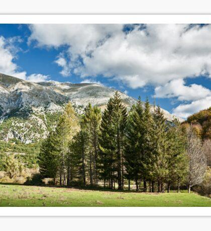 Abruzzo National Park, Italy Sticker