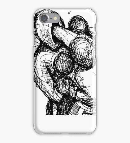 raging bull iPhone Case/Skin