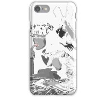 mrs wallace iPhone Case/Skin