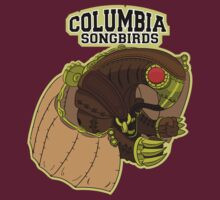 Columbia songbirds by rcdbstp21