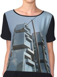 City View 10 Chiffon Top