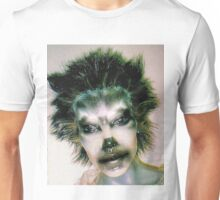 Mole girl Unisex T-Shirt