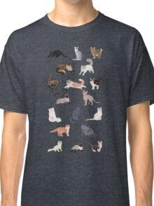Many Meows Classic T-Shirt