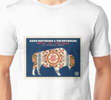 Dave Matthews & TIM Reynolds, Neko Case Ledisi Lakota Thunder DAR Constitution Hall Washington DC Unisex T-Shirt