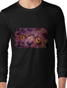 Bears Eye's Long Sleeve T-Shirt
