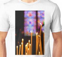 The light of Faith - Reims, France Unisex T-Shirt