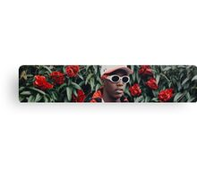 Lil Yachty Rose Canvas Print