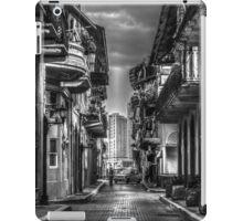 Old Quarters Panama iPad Case/Skin
