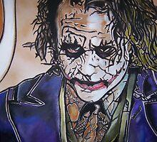 Joker, Joker, Joker by artbynewton