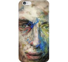 Mannequin painted bravura style iPhone Case/Skin