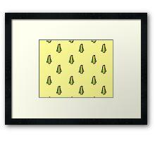 Hero Chips Framed Print