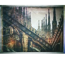 Il Duomo, Milan Photographic Print