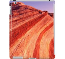 Fire Wave Sunset - Valley Of Fire - Nevada iPad Case/Skin