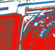 Pentax K1000 Sticker
