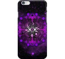 Yuko Ichihara Magic Circle iPhone Case/Skin