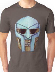MF DOOM mask with skull Unisex T-Shirt