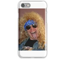 80s METAL iPhone Case/Skin