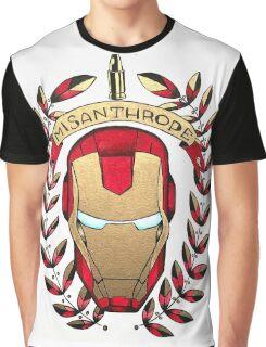 Misanthrope Iron Man Graphic T-Shirt
