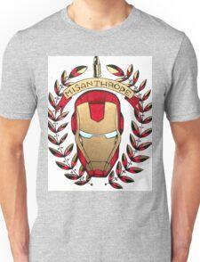 Misanthrope Iron Man Unisex T-Shirt