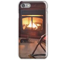 Warm Country Home iPhone Case/Skin