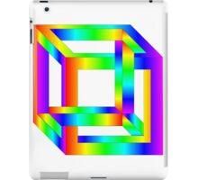 Hypercube iPad Case/Skin