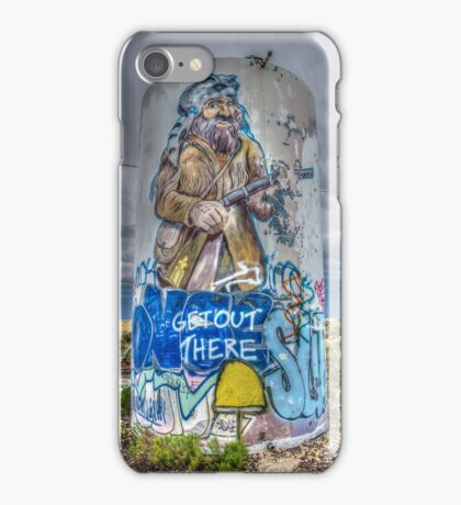 Abandoned Two Guns Water Tower iPhone Case/Skin