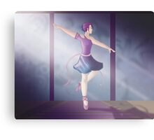 Ballet in the Smoke Canvas Print