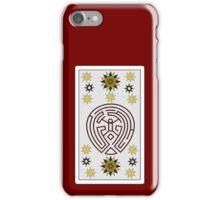 Westworld Tarot iPhone Case/Skin