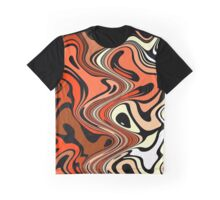 Dance Abstract  Graphic T-Shirt