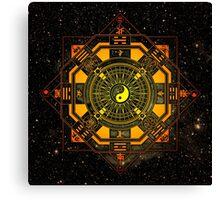 Li Shaoran Magic Circle Canvas Print