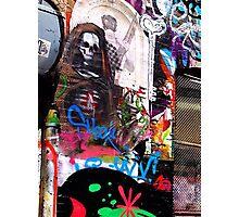 Cambridge Graffiti Alley II Photographic Print