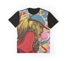 Bubble Gum Graphic T-Shirt
