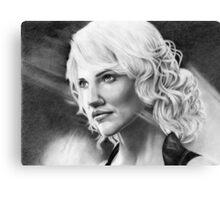 'Caprica 6' Battlestar Galactica Canvas Print