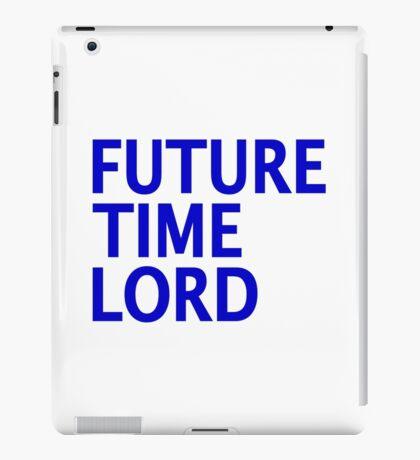 Doctor Who - Future Time Lord iPad Case/Skin
