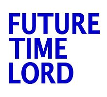 Doctor Who - Future Time Lord by hellafandom