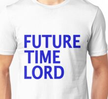Doctor Who - Future Time Lord Unisex T-Shirt