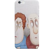 """Kif Sirna"" (The way we have become...) iPhone Case/Skin"