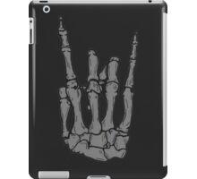 Skeleton hand | Black iPad Case/Skin