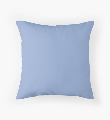 Serenity | Pantone Color of the Year 2016 | Solid Color Throw Pillow