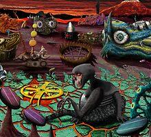 Beastie by Julian Johnstone