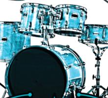 World's Fastest Drummer Sticker