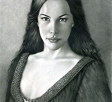 'Arwen' by lesleycsage