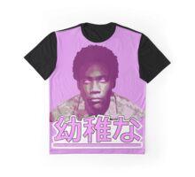 Childish 幼稚な Graphic T-Shirt