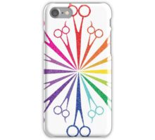Scissors! iPhone Case/Skin