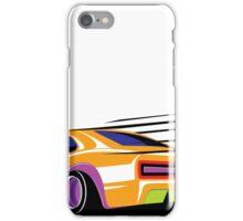 Classic sport car  iPhone Case/Skin