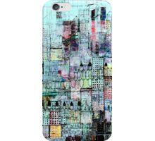 Blue Metropolis iPhone Case/Skin
