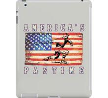 America's Pastime iPad Case/Skin