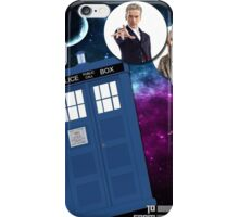 Twelve & Companion Greeting card iPhone Case/Skin